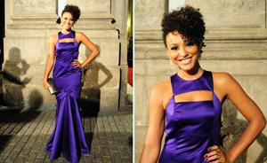 Os vestidos poderosos das convidadas do casamento de Claudia e Vicente (Aquele Beijo / TV Globo)