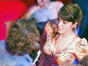 A menina vai armar para que Fabiano descubra romance dos dois (Foto: Malhação / Tv Globo)
