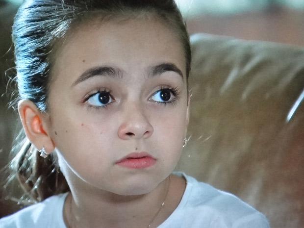 Clara diz que filho de Valéria não vai se parecer com Rodrigo (Foto: Amor Eterno Amor / TV Globo)