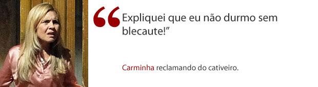 Frases Carminha (Foto: Avenida Brasil/ TV Globo)