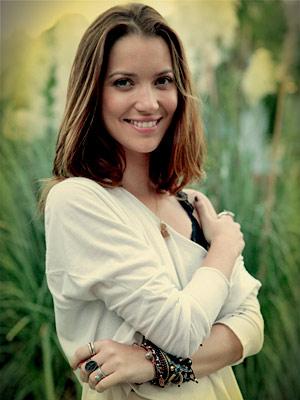 Nathalia Dill aposta: 2X0  (Foto: Avenida Brasil/ TV Globo)