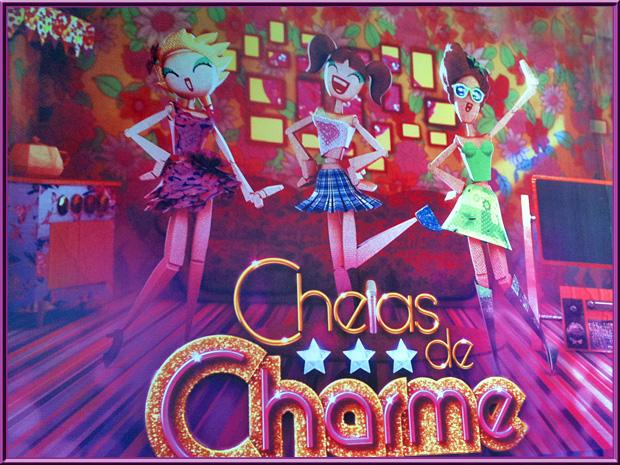 Abertura de Cheias de Charme caiu nas graças do público (Foto: Cheias de Charme / TV Globo)