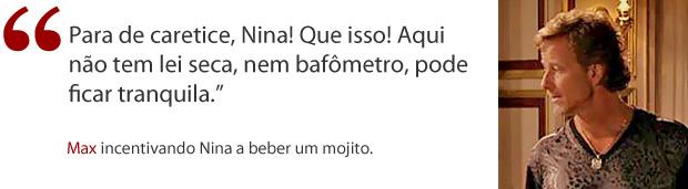 Template Frases Max (Foto: Avenida Brasil / TV Globo)