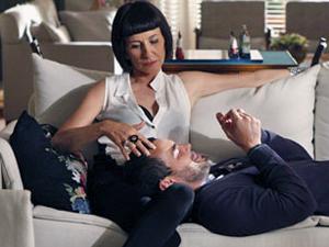 Melissa, sua personagem em Amor Eterno Amor, não é bom exemplo de mãe para o filho Fernando (Foto: Amor Eterno Amor / TV Globo)