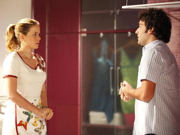 Elano pede para Rosário depor contra Chayene