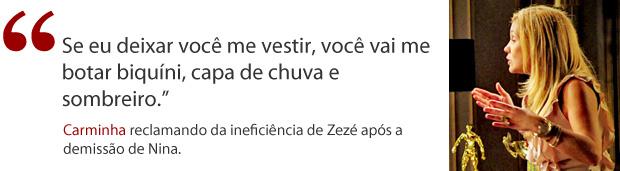 Template Frases Carminha (Foto: Avenida Brasil / TV Globo)