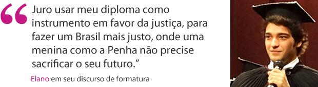 Frase Elano (Foto: Cheias de Charme / TV Globo)