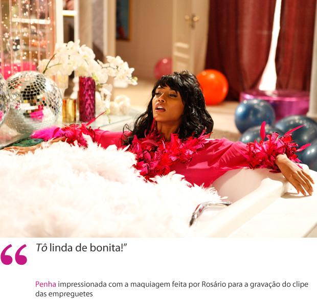 Frase Penha (Foto: Cheias de Charme / TV Globo)