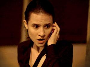 Cansada de tantas confusões, Betânia diz a Nina que não dá mais (Foto: Avenida Brasil/ TV Globo)