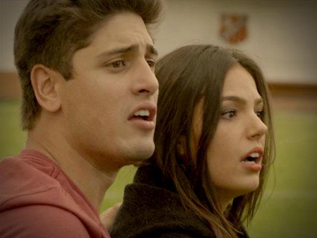... Divino e acaba com o ensaio sensual de Suelen Avenida Brasil/TV Globo