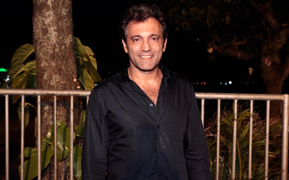 Domingos Montagner interpreta o turco Zyah na novela de Glória Perez