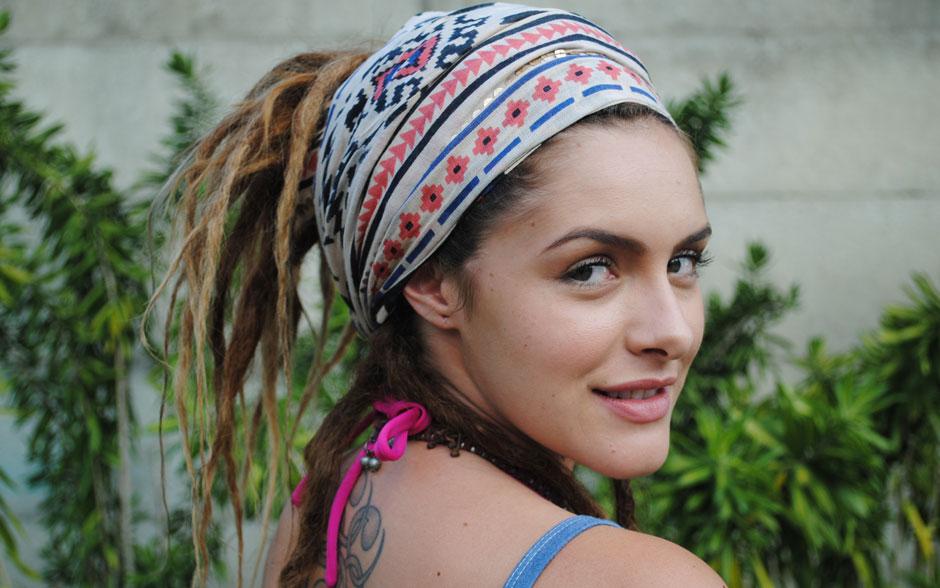 Curte os dreads de Valentina? O penteado foi inspirado em uma garota das ruas de Berlim!