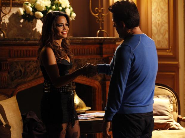 Mustafa diz que quer apenas conversar com Morena
