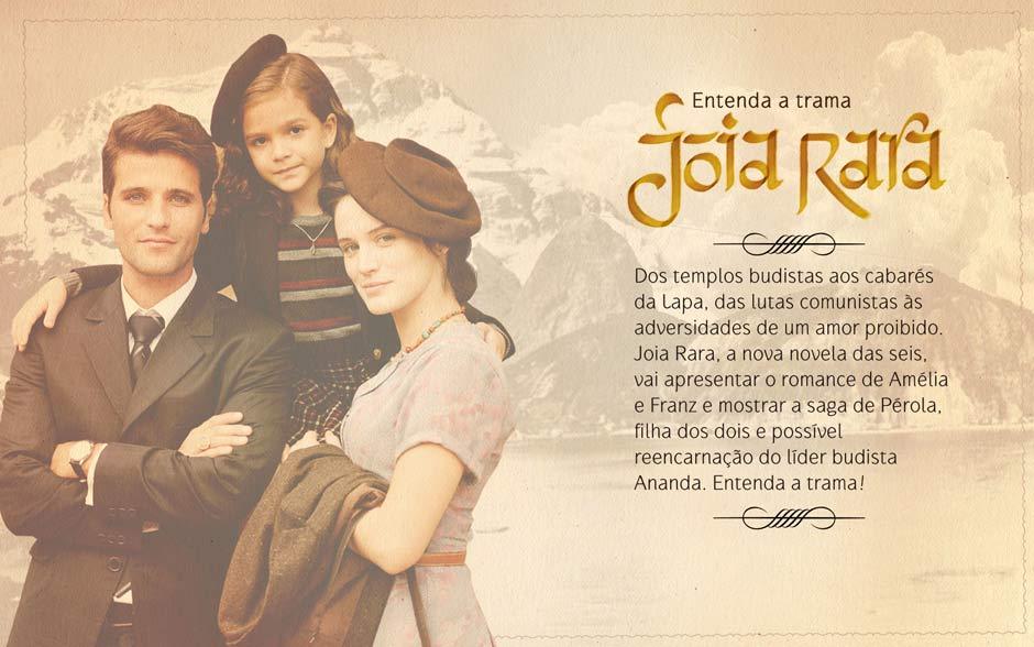 Joia Rara/Tv Globo
