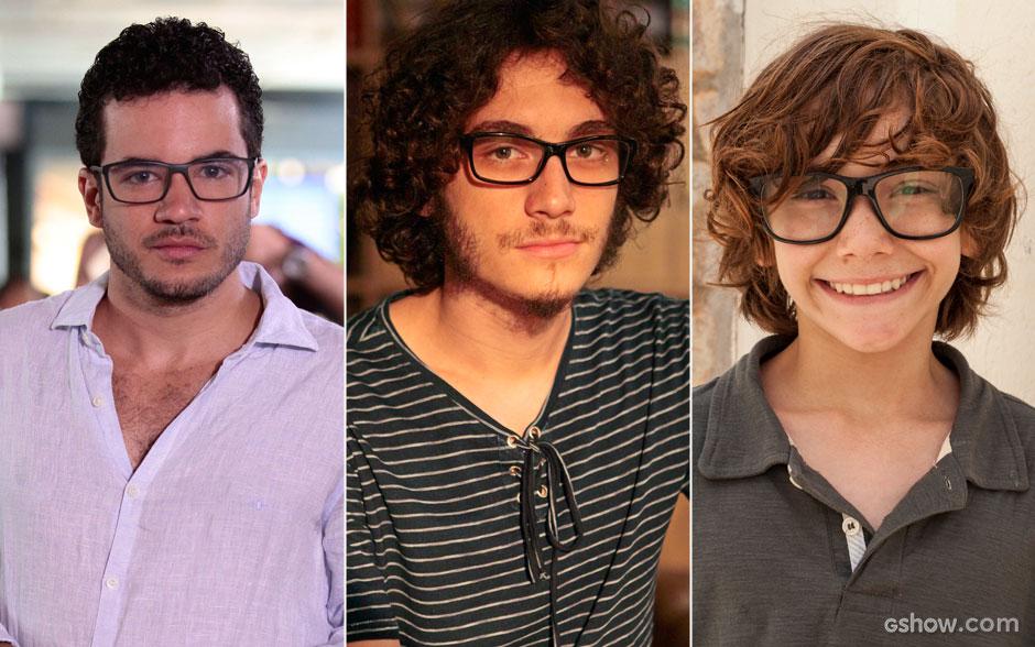 Felipe terá problemas com álcool e será vivido por Thiago Mendança. Guilherme Prates e Vinícius Mazzola  interpretarão o personagem na segunda e primeira fase, respectivamente.