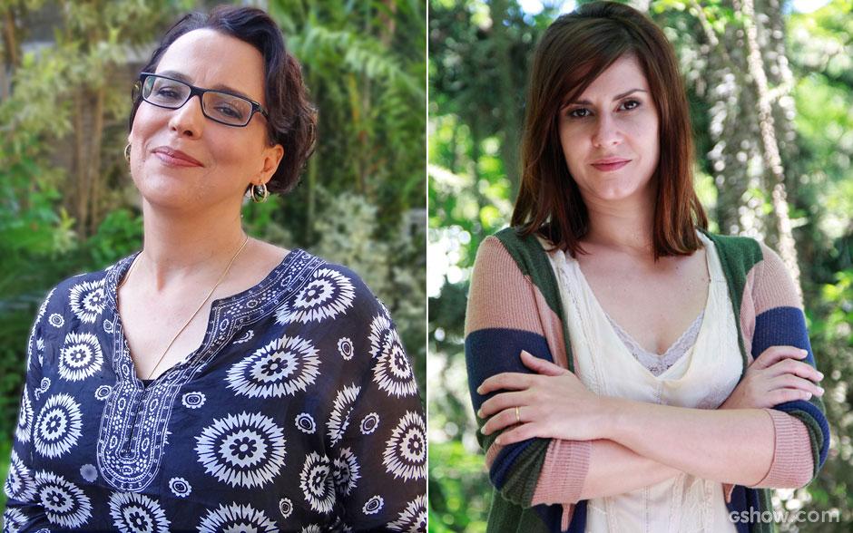 Ana Beatriz Nogueira será Selma, mãe de Laerte. Na primeira e segunda fase a personagem será vivida por Camila Raffanti