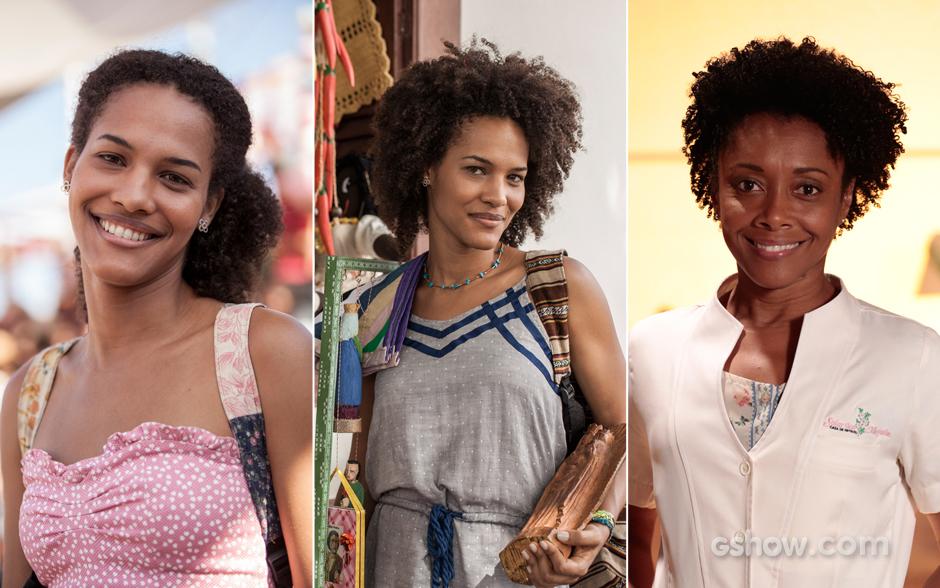 Neidinha, irmã de Virgílio, será interpretada por Jéssica Barbosa nas duas primeiras fases da novela. Elina de Souza será a personagem em sua terceira fase.