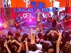 Geração Ypisilone toca rock na terra do forró (Caldeirão do Huck /  TV Globo)