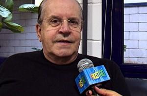 Ciro Batelli conta de situações inusitadas da viagem à China (Domingão do Faustão / TV Globo)
