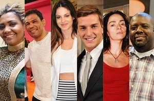 Veja a primeira lista dos participantes da edição 2012 (Domingão do Faustão / TV Globo)
