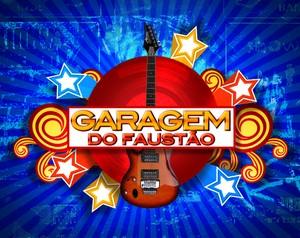 Logo Garagem do Faustão  (Foto: Domingão do Faustão / TV Globo)