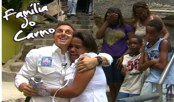 familia do carmo (Foto: Divulgação/TV Globo)