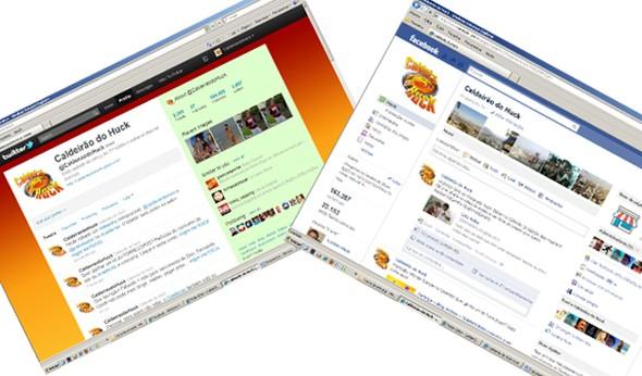 redes sociais (Foto: divulgação/TV Globo)