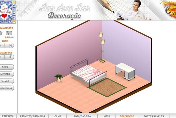 jogo decoração (Foto: divulgação/tv globo)