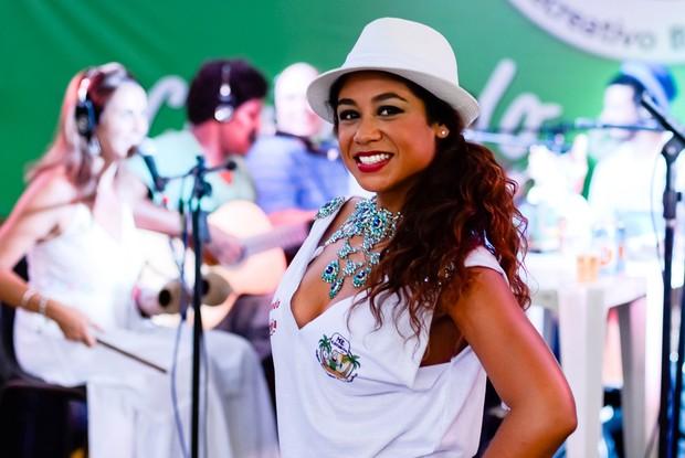 Karen Motta ex-coleguinha Carnaval 1 (Foto: Caldeirão do Huck / TV Globo)