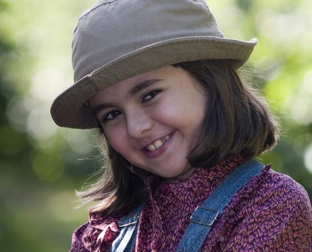 Klara Castanho é indicada na categoria ator / atriz mirim pela Tonica, de Morde e Assopra (Foto: TV Globo / Bob Paulino)