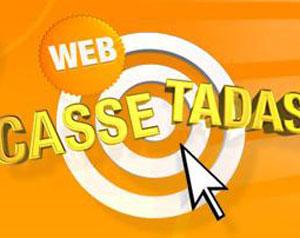 webcassetadas (Foto: Domingão do Faustão / TV Globo)