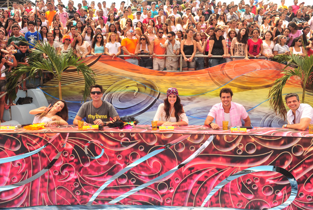 Musa do Carnaval - Jurados_SP (Foto: CGCOM)