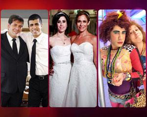 Melhores do ano - Comedia 300x238 (Foto: TV Globo / Domingão do Faustão)