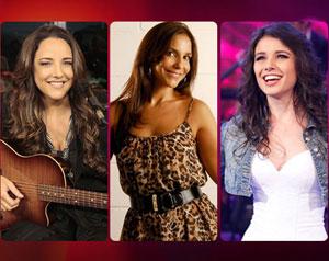 Melhores do ano - Cantora 300x238 (Foto: TV Globo / Domingão do Faustão)