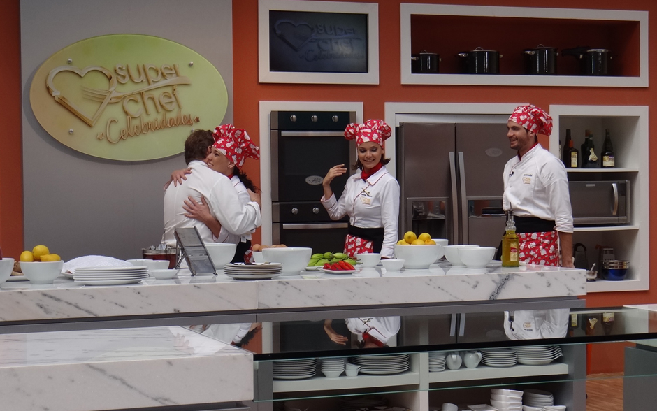 O  workshop Cuisine Brasiliene contou com a participação do superchef Claude Troisgros