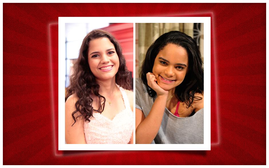 Aos 18 anos de idade, Ana Rafaela tem o mesmo rosto angelical da atriz Carol Macedo, que interpretou a funkeira Solange em 'Fina Estampa'