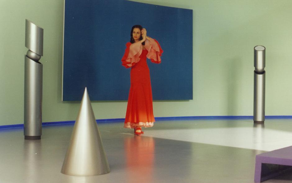 Talvez você não lembre, mas Ana Furtado apareceu pelo primeira vez na telinha na abertura da novela 'Explode Coração', em 1995