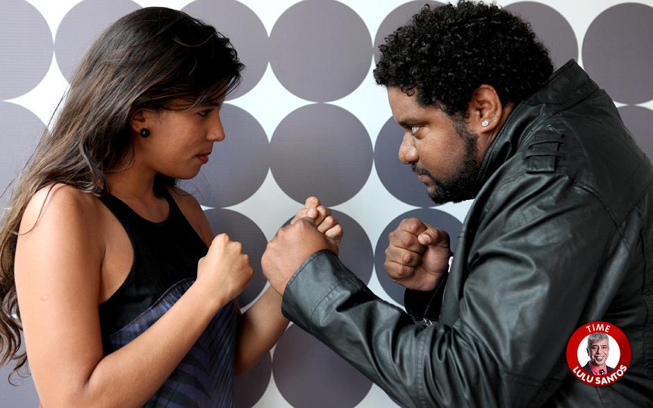 Marquinho OSócio vence Batalha com Nayra Costa, mas ela não fica para trás e é salva por Claudia Leitte