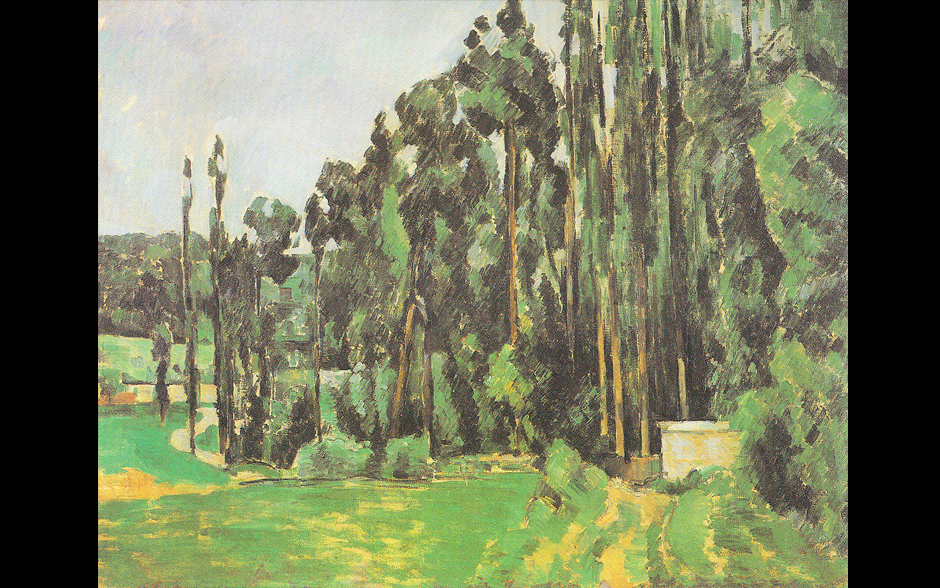 Telão do Domingão/ Paul Cézanne