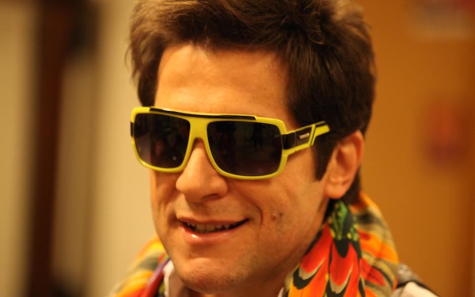 Daniel se prepara para fazer sua homenagem de aniversário ao amigo Carlinhos Brown