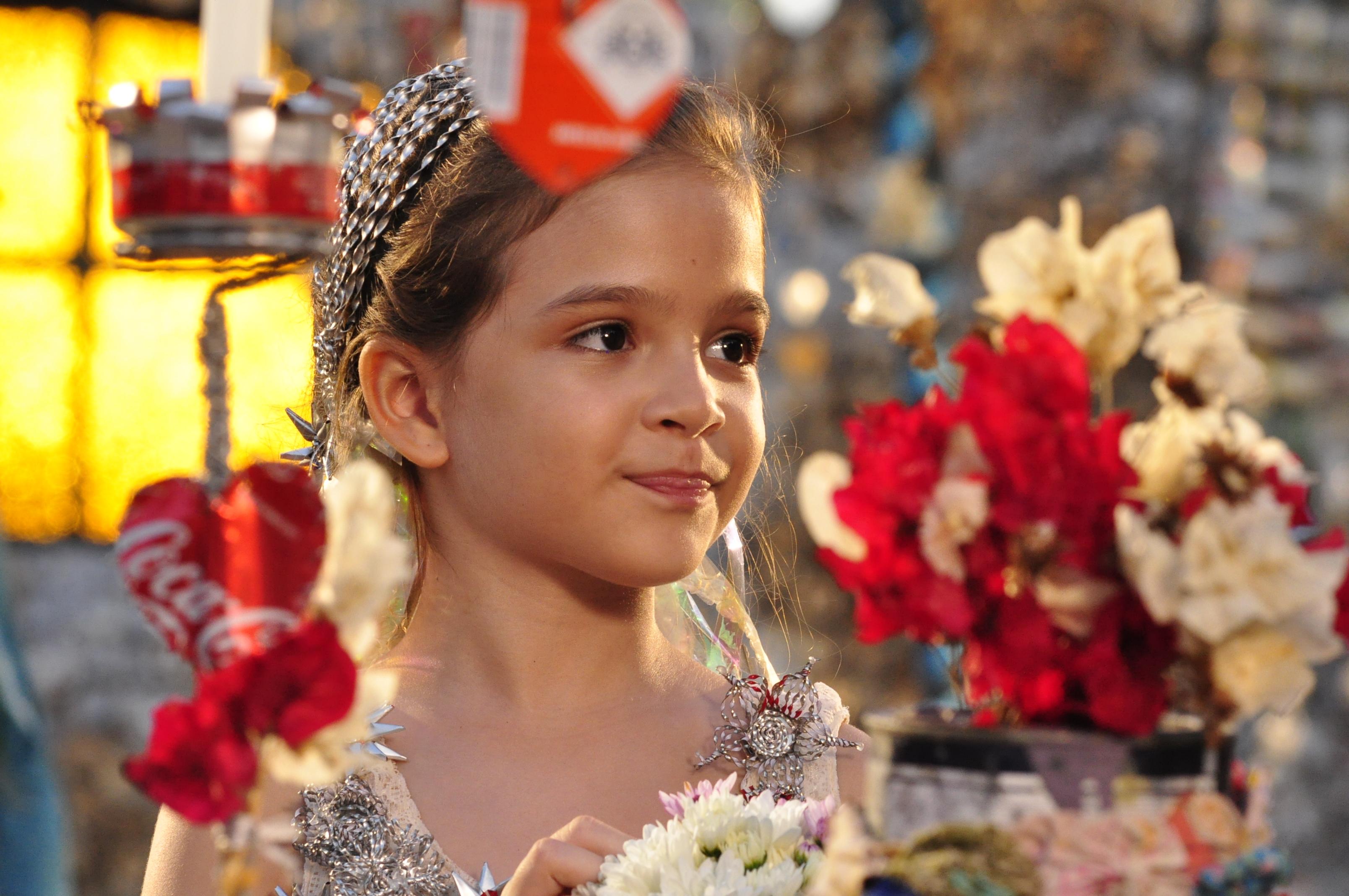 Mel Maia concorre na categoria Ator/atriz mirim