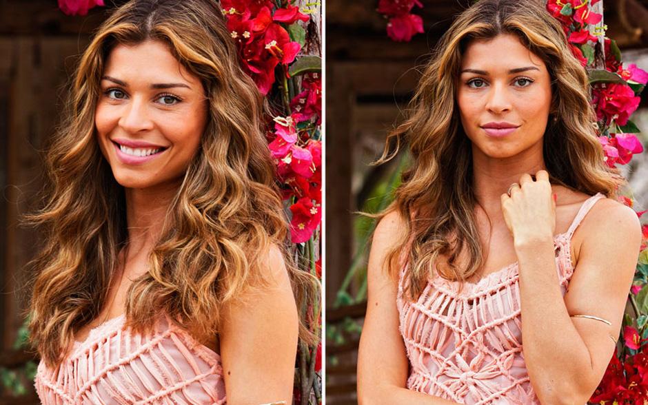Grazi Massafera encara o papel de Ester, a mocinha protagonista de Flor do Caribe