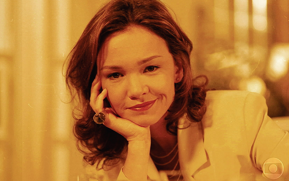 Julia Lemmertz fez a personagem Fabiana em 'Zazá'