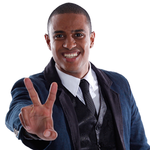 Romero Ribeiro - Caraca, Muleke (The Voice Brasil)