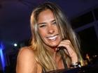 Adriane Galisteu foi convidada para ser rainha da Mocidade