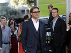 Brad Pitt aconselha homem que queria se matar, diz jornal