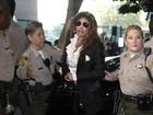 La Toya Jackson diz que espírito de Michael vai trazer justiça ao tribunal