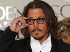 Johnny Depp já colocou fogo na própria cabeça