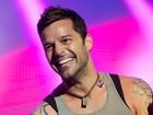 Ricky Martin parabeniza Luciano Huck e Angélica pelo terceiro filho