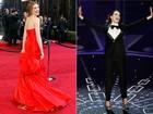 'Pare de comparar nossas carreiras', diz Anne Hathaway a Jessica Biel